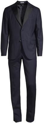 Boglioli Classic Fit Tonal Wool Tuxedo