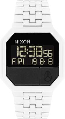 Nixon 'The Re-Run' Stainless Steel Bracelet Watch