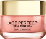 L'Oreal Age Perfect Cell Renewal Rosy Tone, Anti-Aging Tinted Moisturizer, Rejuvenating and Hydrating Cream, with LHA, Peony Extract and Rosy Tone, 50ml, 240g