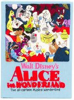 Olympia Le-Tan 'Alice In Wonderland' book clutch - women - Cotton - One Size