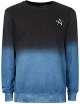 Antioch Dip Dye Logo Sweatshirt*