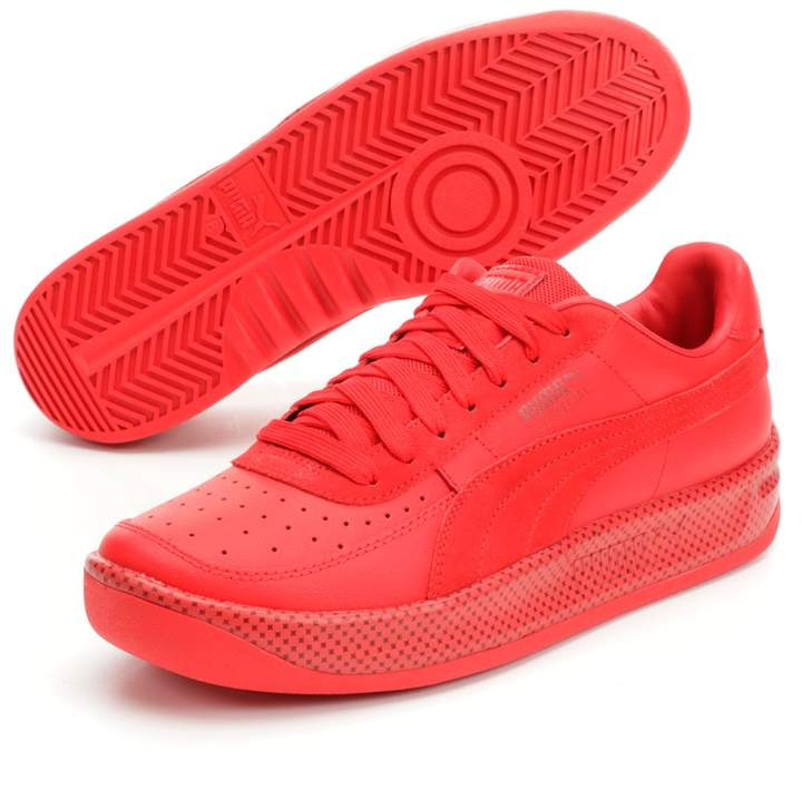 Puma GV Special + Red Sneaker - ShopStyle