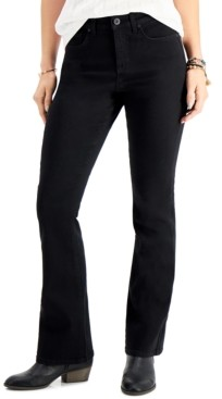 Style&Co. Style & Co Plus Size Curvy-Fit Bootcut Denim Jeans, Created for Macy's