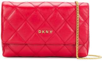 DKNY Sofia quilted-effect bag