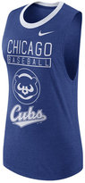 Nike Women's Chicago Cubs Muscle Tank