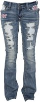 Affliction Jade Drifter Portland Boot Cut Denim Jeans