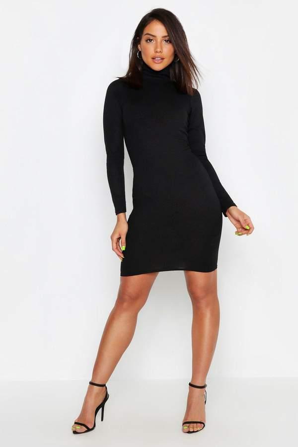 e8c30f517955f boohoo Long Sleeve Dresses - ShopStyle Australia
