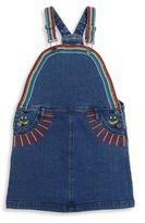 Stella McCartney Toddler's, Little Girl's & Girl's Sunflower Rainbow Denim Dress