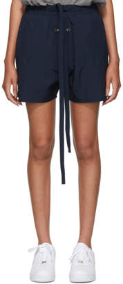Fear Of God Navy Military Training Shorts