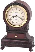 Bulova Knollwood Mantel Chimes Collection Clock B1984