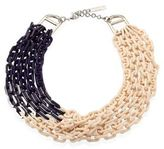 Lafayette 148 New York Multi-Strand Link Necklace