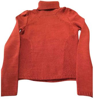 Isabel Marant Orange Wool Knitwear