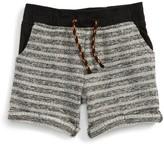 Boy's Peek Jordan Stripe Shorts