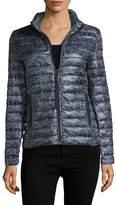 Velvet by Graham & Spencer Women's Zip-Front Puffer Coat