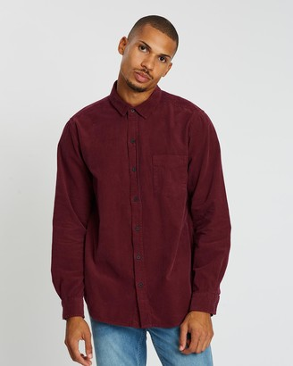 Ziggy Denim Zee LS Cord Shirt