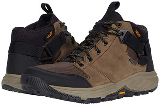 Teva Grandview GTX (Dark Olive) Men's Shoes