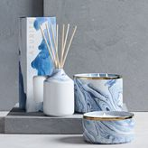 west elm Marbled Homescent Collection - Navy