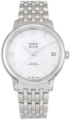 Omega 2020 unworn De Ville Prestige Co-Axial 32.7mm