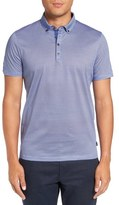 Ted Baker Angelo Print Polo