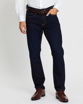 Rodd & Gunn Fanshawe Straight Short Leg Jeans