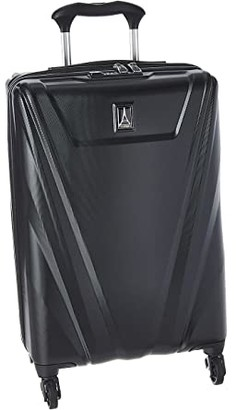 Travelpro 21 Maxlite(r) 5 Carry-On Hardside Spinner (Black) Luggage