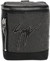 Giuseppe Zanotti Design Mini Studded Leather Backpack