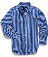 Polo Ralph Lauren Striped Cotton Poplin Shirt (5-7 Years)