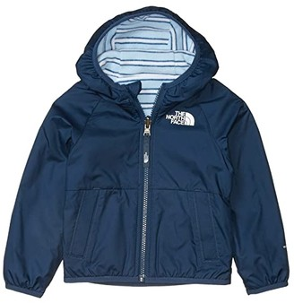 The North Face Kids Rev Breezeway Wind Jacket (Toddler) (New Taupe Green) Kid's Clothing