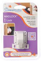 Dream Baby Dreambaby Mag Lock - 1 Key (White)