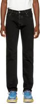 Balenciaga Black Five Pockets Jeans