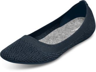 Allbirds Women's Tree Breezers - Navy Night (Dark Navy Sole)