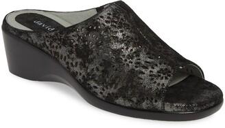 David Tate Sublime Wedge Sandal