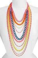 Adia Kibur Layered Link Necklace