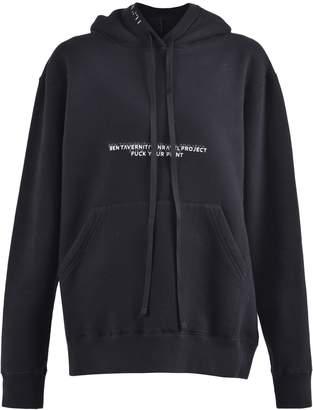 Taverniti So Ben Unravel Project Printed Sweatshirt