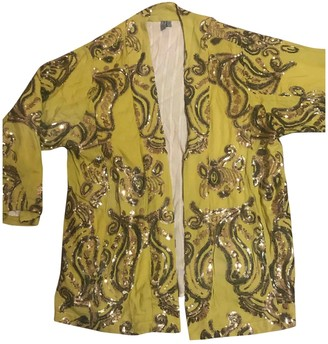 Blank Yellow Top for Women