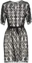 Gold Case Short dresses - Item 34711510