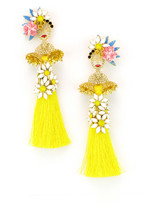 Elizabeth Cole Isobel Earrings