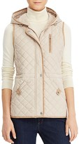 Lauren Ralph Lauren Hooded Quilted Vest