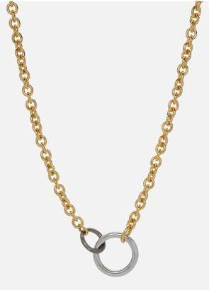 St. John Metal Chain Necklace