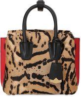 MCM Mini Milla Animalier Shoulder Bag