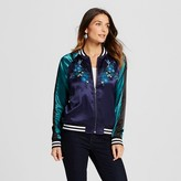 ISANI for Target Women's Embroidered Bomber Jacket