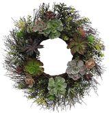 SONOMA Goods for LifeTM Artificial Succulent Wreath