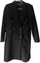 The Kooples Black Wool Coats