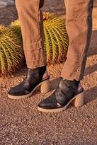 Free People Blake Platform Boots by Free People, Black, EU 38