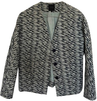 Cos Multicolour Cotton Jacket for Women
