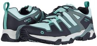 Oboz Arete Low B-DRY (Mint) Women's Shoes