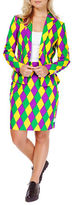 Opposuits Harlequeen Skirt Suit