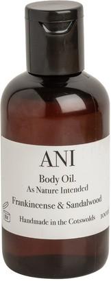 Frankincense & Sandalwood Body Oil