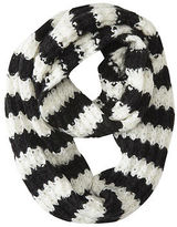 Aeropostale Womens Free State Striped Infinity Scarf