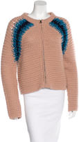 See by Chloe Wool Patterned Sweater